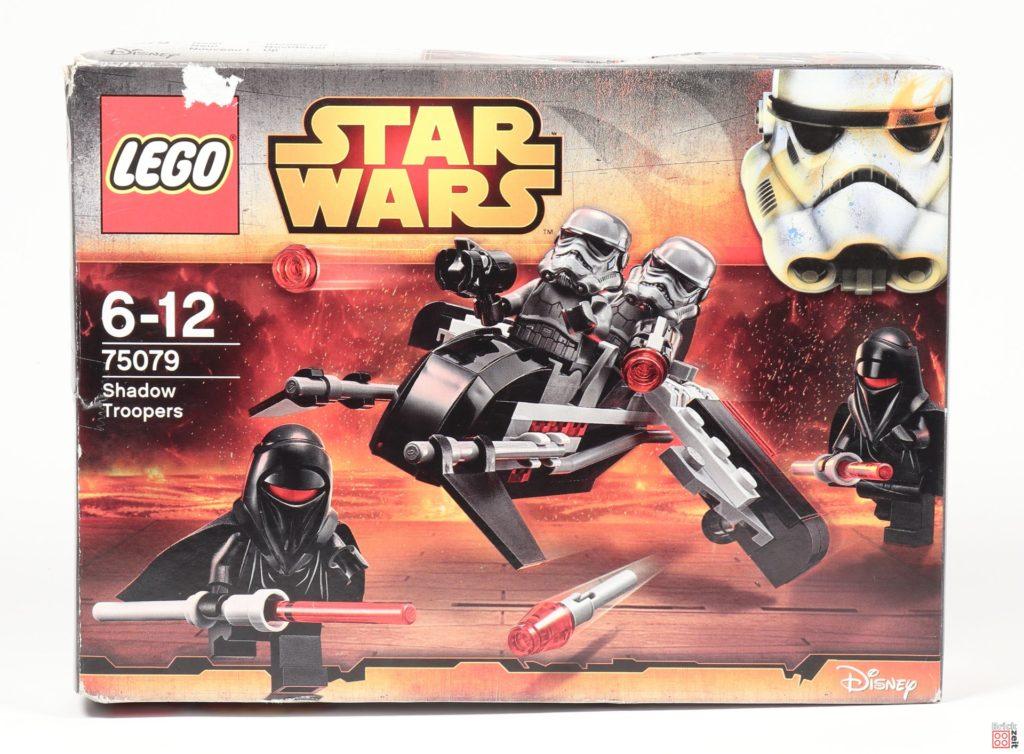 LEGO® Star Wars™ 75079 Shadow Troopers - Packung, Vorderseite | ©2019 Brickzeit