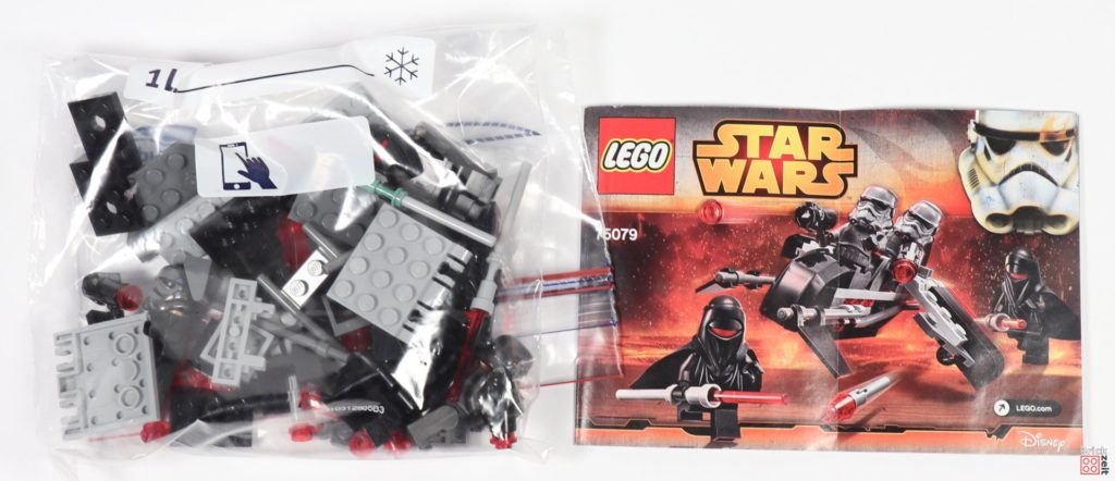 LEGO® Star Wars™ 75079 Shadow Troopers - Packung, Inhalt | ©2019 Brickzeit
