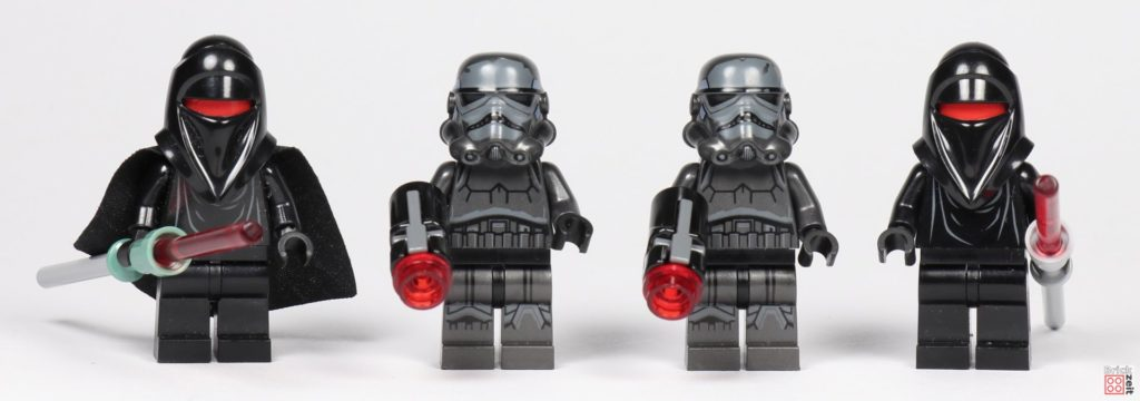 LEGO® Star Wars™ 75079 Shadow Troopers - Minifiguren | ©2019 Brickzeit