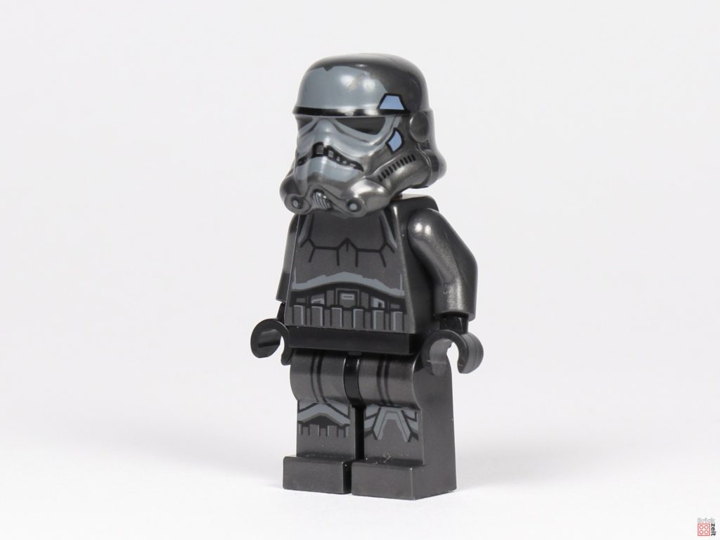 LEGO® Star Wars™ 75079 - Shadow Trooper, vorne links | ©2019 Brickzeit