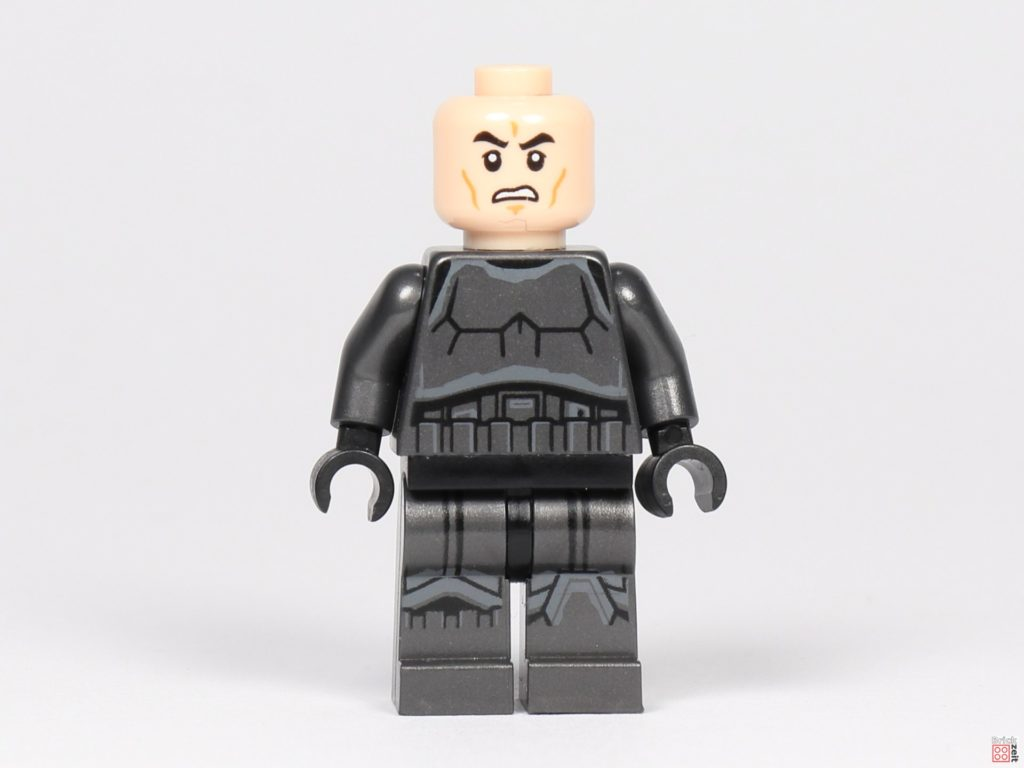 LEGO® Star Wars™ 75079 - Shadow Trooper, Vorderseite ohne Helm | ©2019 Brickzeit