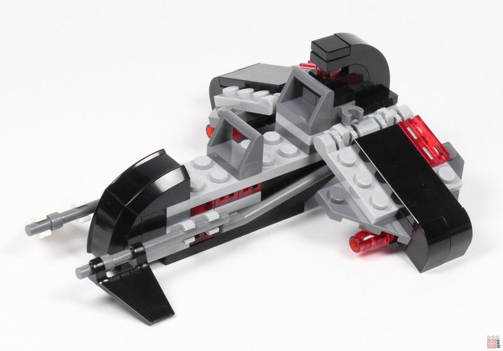 LEGO® Star Wars™ 75079 - fertiger Speeder, vorne links   ©2019 Brickzeit