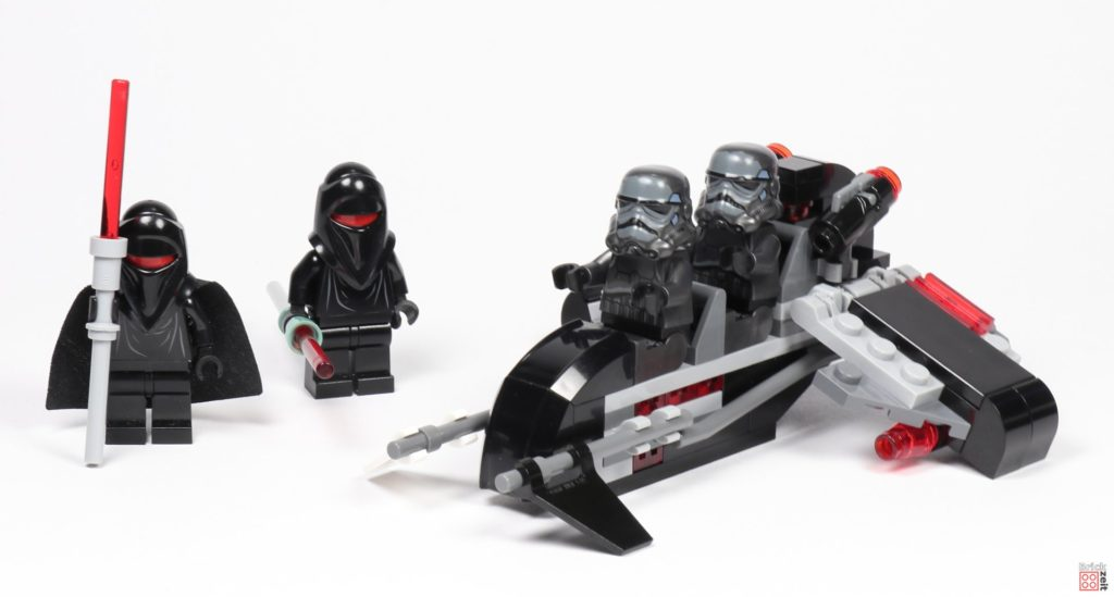 LEGO® Star Wars™ 75079 Shadow Troopers | ©2019 Brickzeit