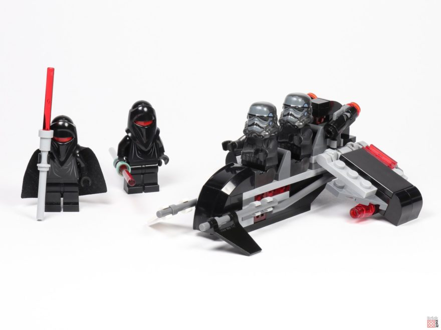 Review - LEGO® Star Wars™ 75079 Shadow Troopers - Titelbild | ©2019 Brickzeit