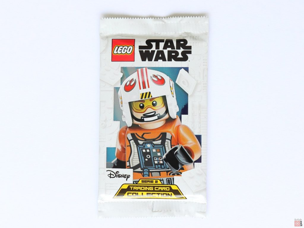 LEGO® Star Wars™ Magazin Nr. 50 (August 2019) - Sammelkarten-Booster Serie 2 | ©2019 Brickzeit