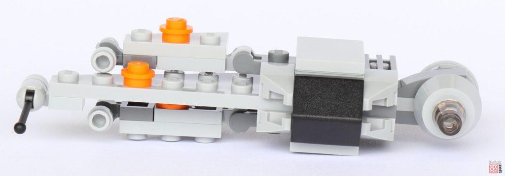 LEGO® Star Wars™ B-Wing Polybag ItemNr. 911950 - Vorderseite | ©2019 Brickzeit
