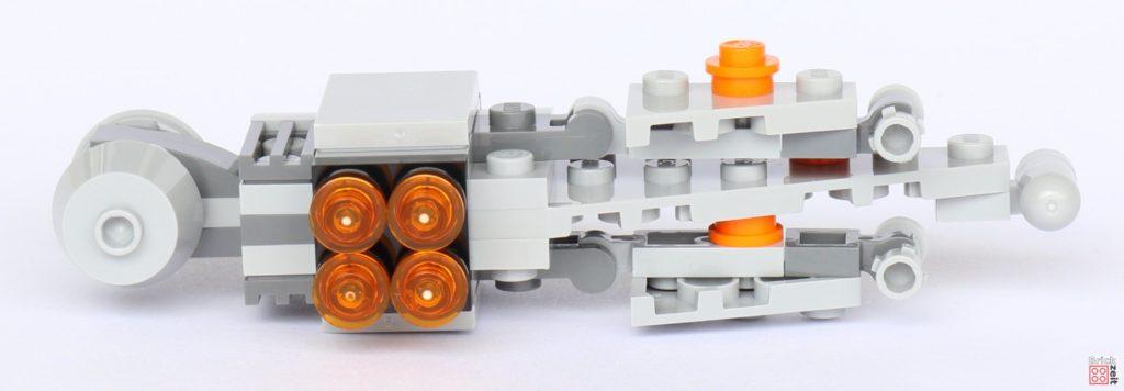 LEGO® Star Wars™ B-Wing Polybag ItemNr. 911950 - Rückseite | ©2019 Brickzeit