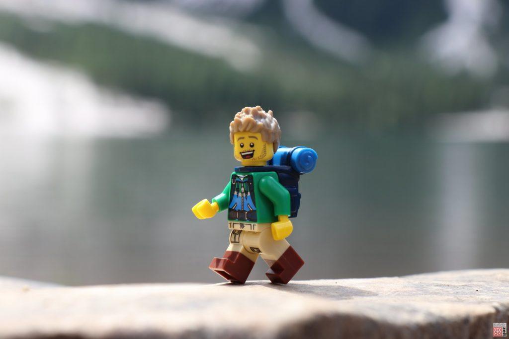 Los geht die Wanderung | ©2019 Brickzeit