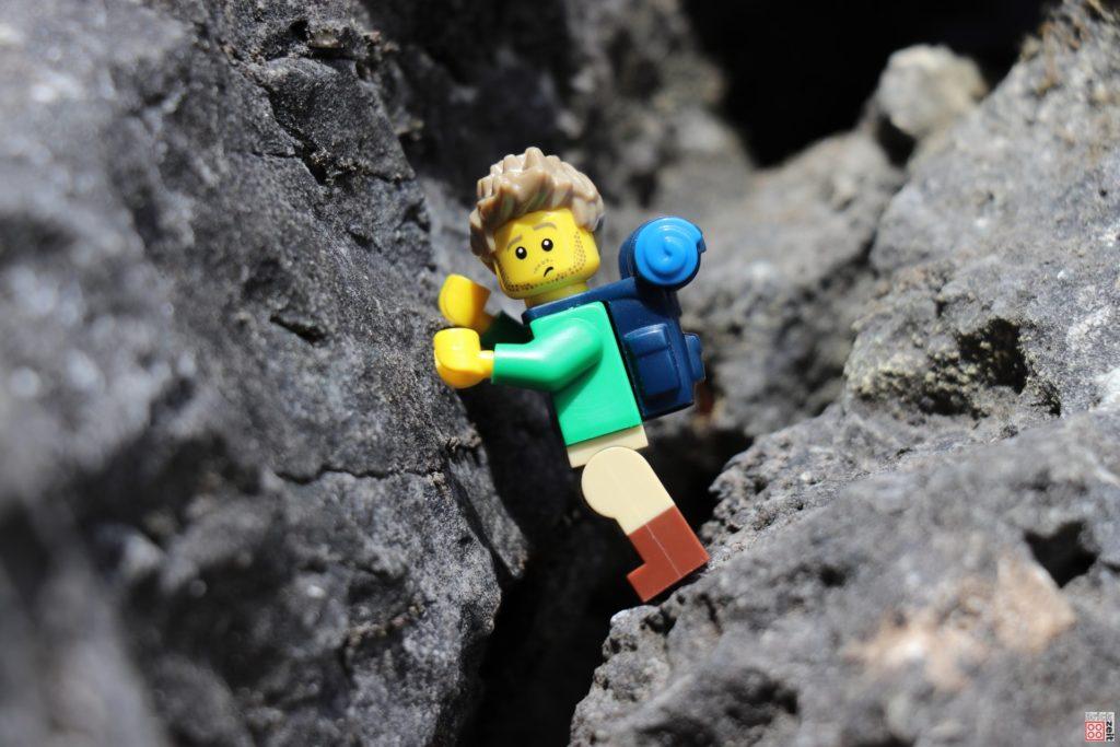 Hmm, ist das der richtige Weg? | ©2019 Brickzeit