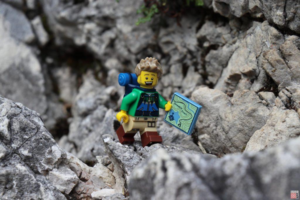 Die Landkarte hilft | ©2019 Brickzeit