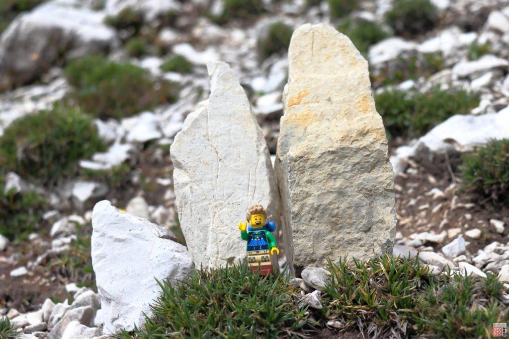 Die kleinen Dreizinnen | ©2019 Brickzeit