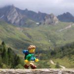 LEGO Wanderer bei der Knuttenalm | ©2019 Brickzeit