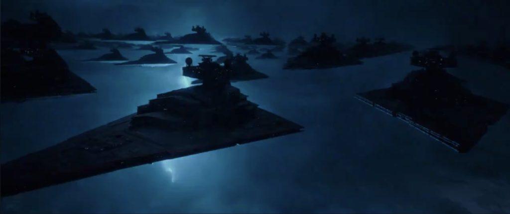 Die Imperialen Sternenzerstörer kommen zurück ! | ©Disney