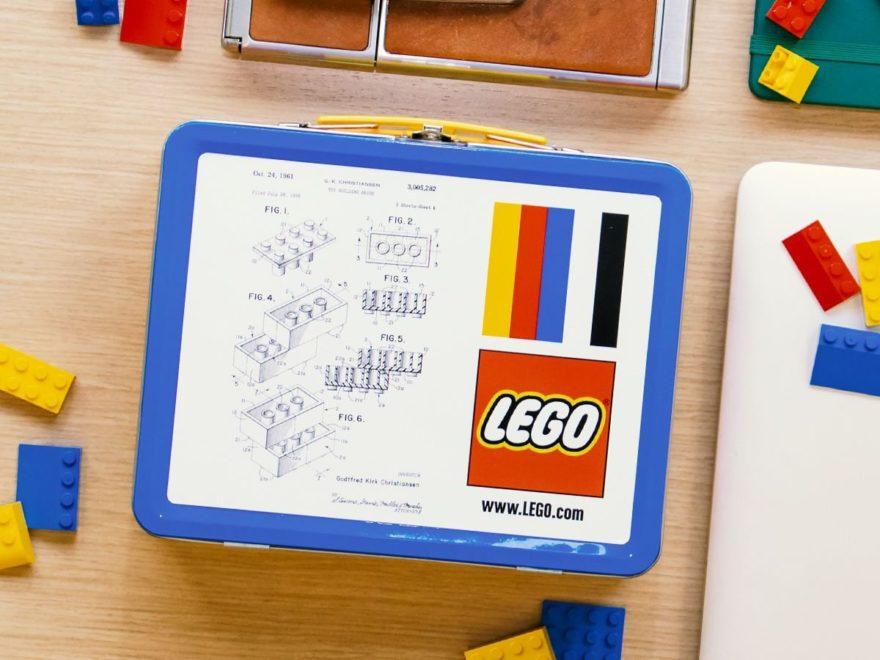 LEGO 5006017 Brotzeitdose | ©LEGO Gruppe