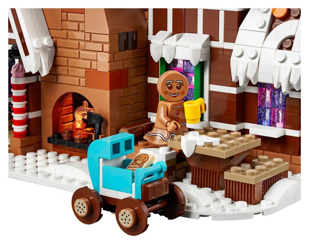 LEGO® Creator Expert 10267 Lebkuchenhaus | ©LEGO Gruppe