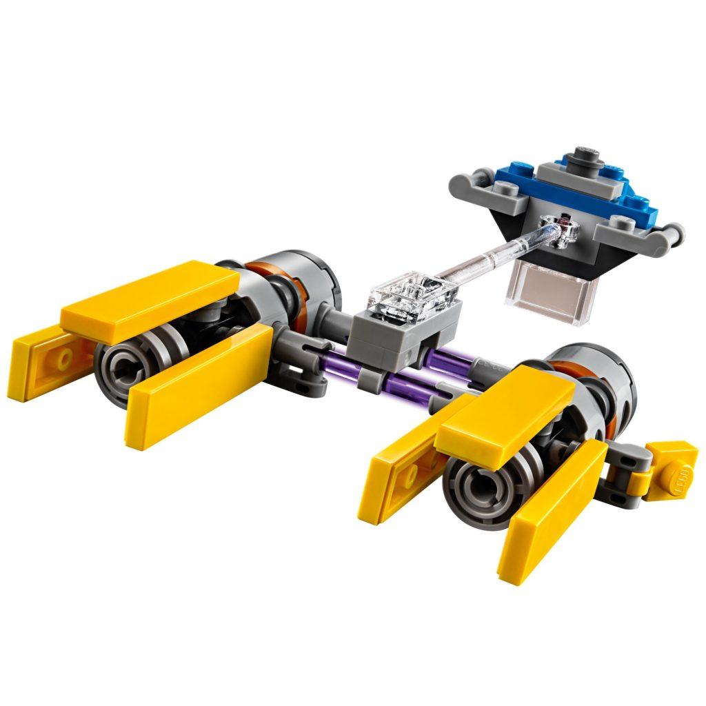 LEGO Star Wars 40461 Podracer Polybag | ©LEGO Gruppe