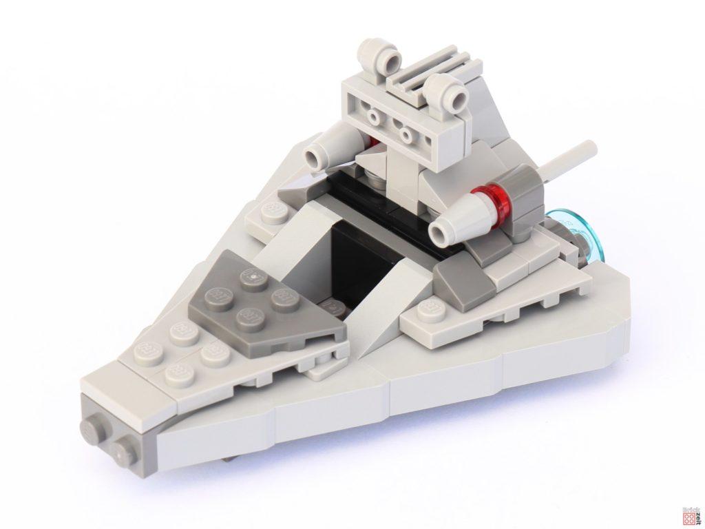 LEGO Star Wars 75033 Star Destroyer Microfighters - vorne, links | ©2019 Brickzeit