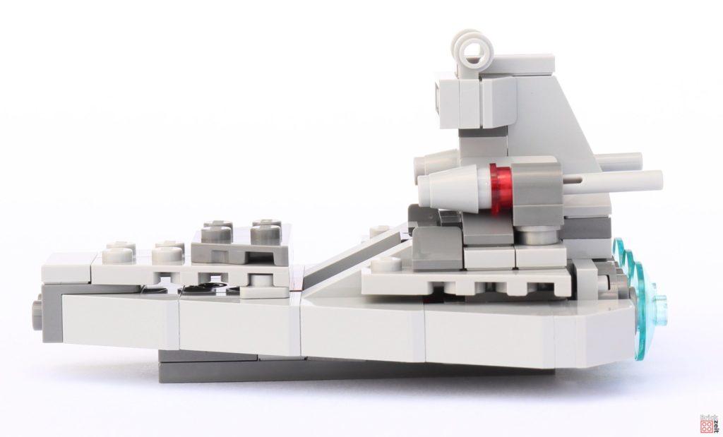 LEGO Star Wars 75033 Star Destroyer Microfighters - linke Seite | ©2019 Brickzeit