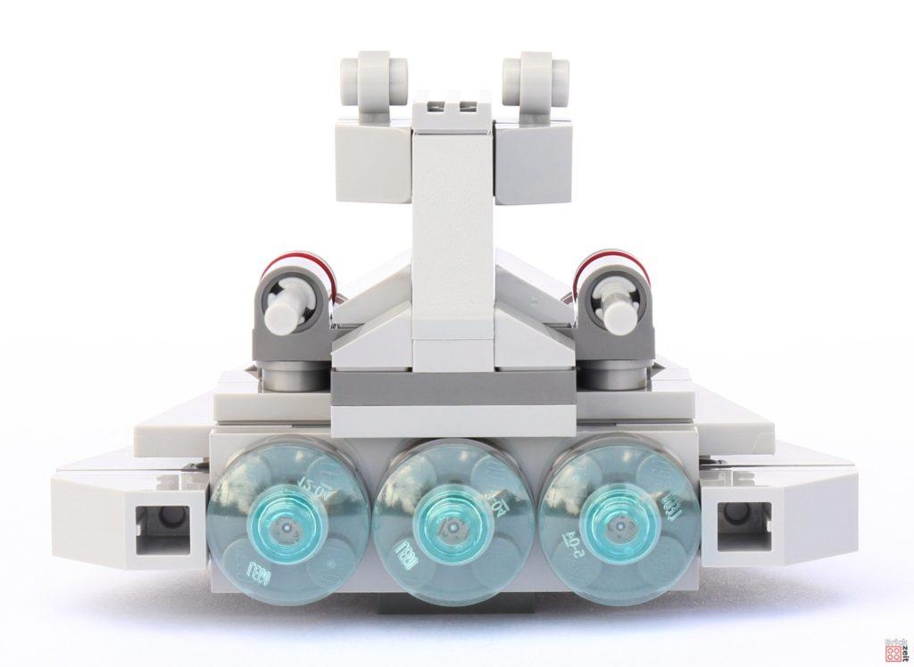 LEGO Star Wars 75033 Star Destroyer Microfighters - Rückseite | ©2019 Brickzeit