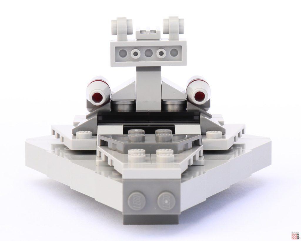LEGO Star Wars 75033 Star Destroyer Microfighters - Vorderseite | ©2019 Brickzeit
