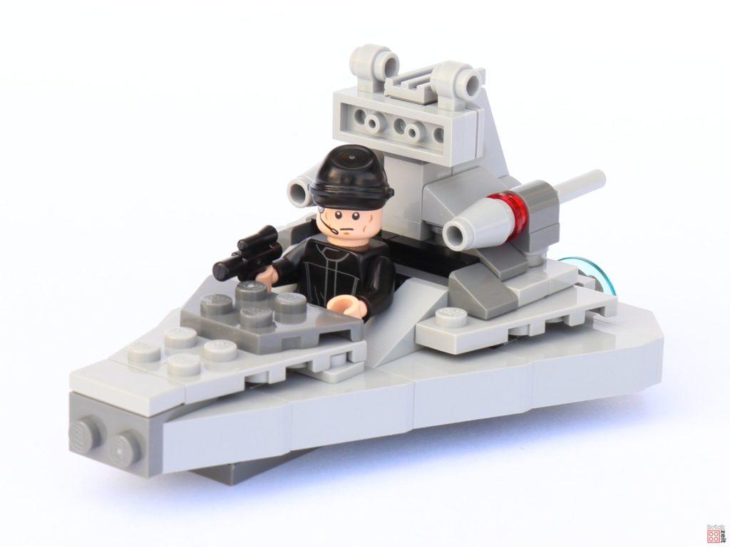 LEGO Star Wars 75033 Star Destroyer Microfighters | ©2019 Brickzeit