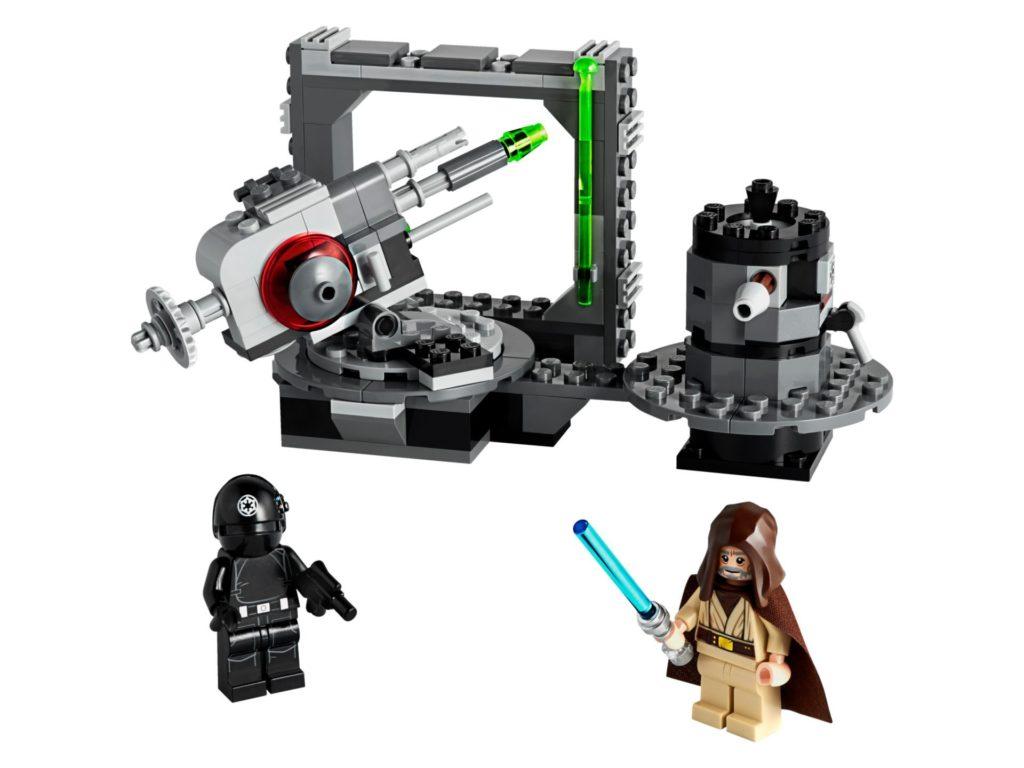 LEGO® Star Wars™ 75246 Todesstern Kanone | ©LEGO Gruppe