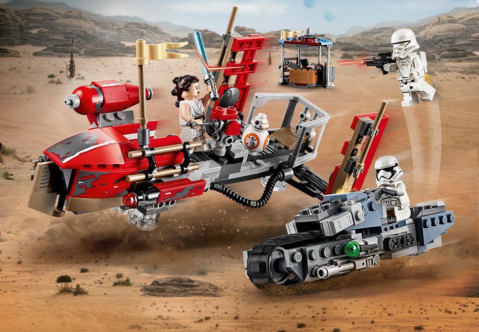 LEGO® Star Wars™ 75250 Pasaana Speeder Chase | ©LEGO Gruppe