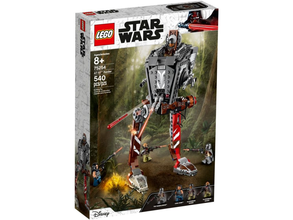 LEGO® Star Wars™ 75254 AT-ST Raider | ©LEGO Gruppe