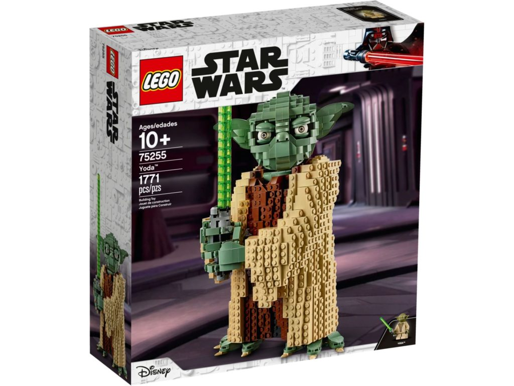 LEGO® Star Wars™ 75255 Yoda | ©LEGO Gruppe