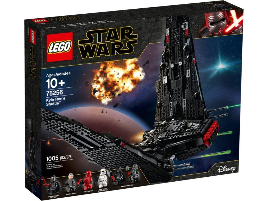 LEGO® Star Wars™ 75256 Kylo Ren's Shuttle | ©LEGO Gruppe