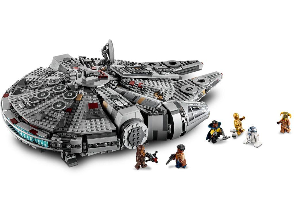 LEGO® Star Wars™ 75257 Millennium Falcon | ©LEGO Gruppe