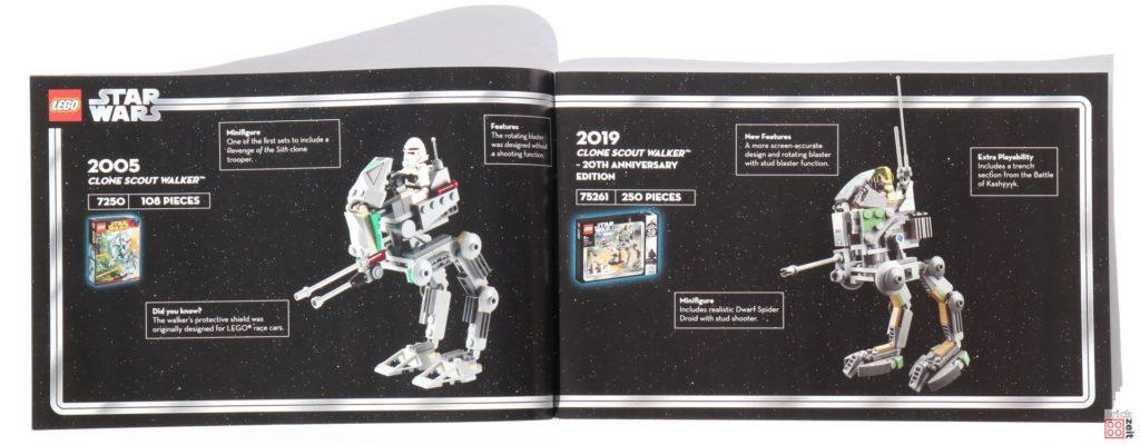 LEGO® Star Wars™ 75261 Clone Scout Walker™ - Booklet 1 | ©2019 Brickzeit