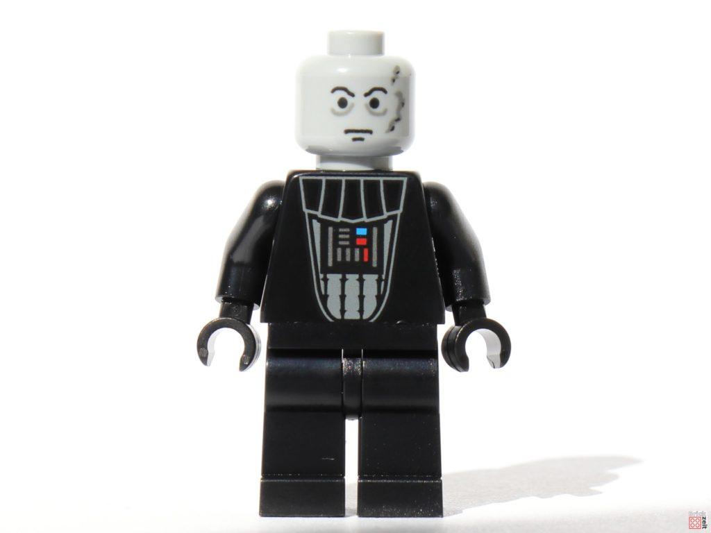 LEGO® Star Wars™ 75261 - Darth Vader Jubiläumsfigur ohne Zubehör, Vorderseite | ©2019 Brickzeit
