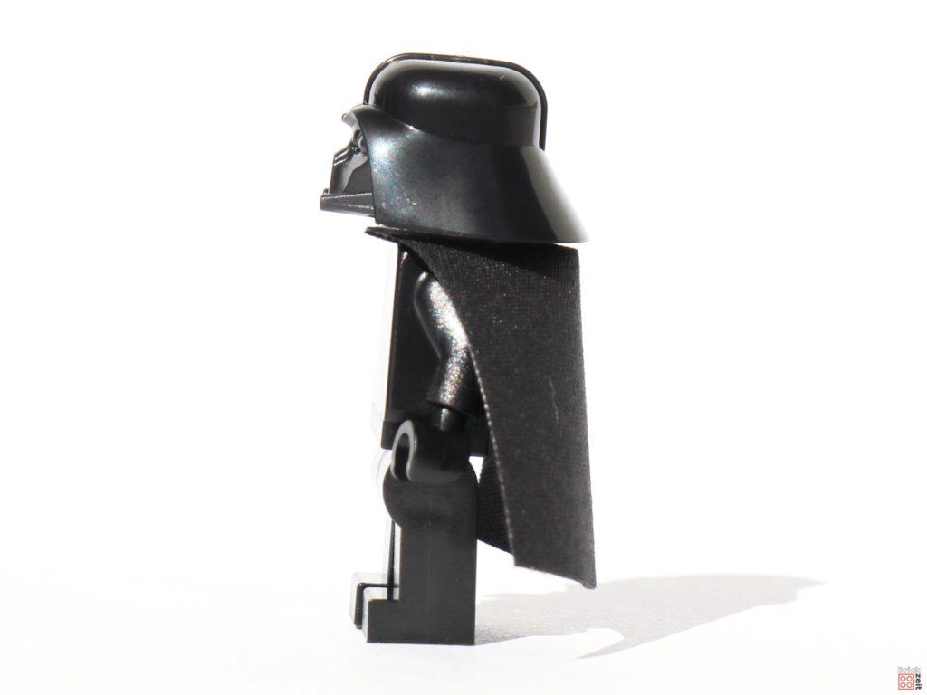 LEGO® Star Wars™ 75261 - Darth Vader Jubiläumsfigur, linke Seite | ©2019 Brickzeit