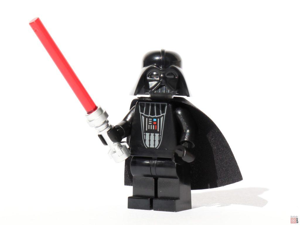 LEGO® Star Wars™ 75261 - Darth Vader Jubiläumsfigur mit Laserschwert | ©2019 Brickzeit