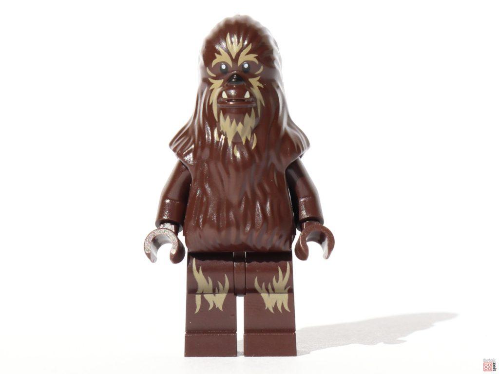 LEGO® Star Wars™ 75261 - Wookie-Krieger, Vorderseite | ©2019 Brickzeit
