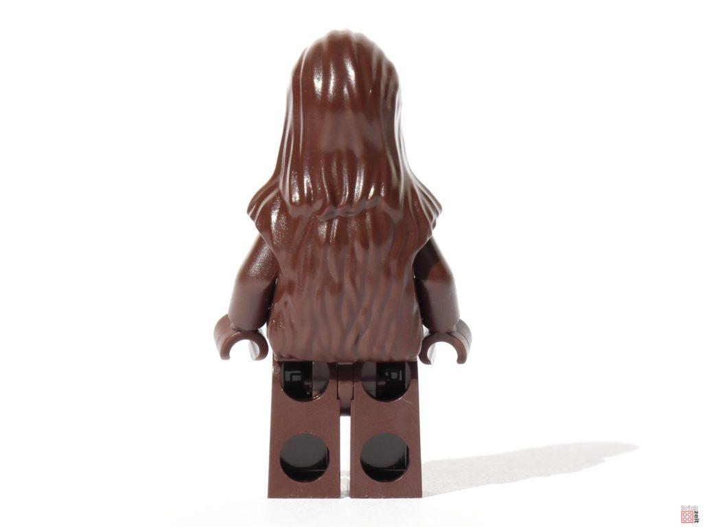 LEGO® Star Wars™ 75261 - Wookie-Krieger, Rückseite | ©2019 Brickzeit