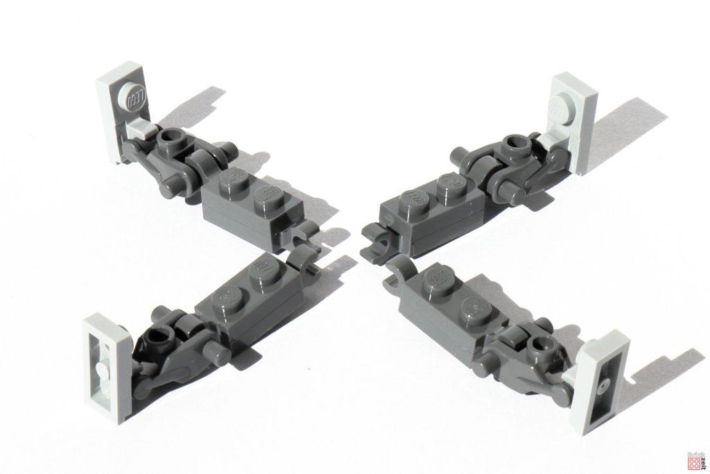 LEGO® Star Wars™ 75261 - DSD1 Zwergspinnendroide, Beine | ©2019 Brickzeit