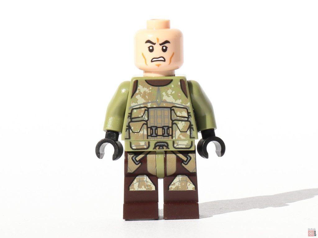 LEGO® Star Wars™ 75261 - Kashyyyk Trooper, Vorderseite ohne Helm | ©2019 Brickzeit