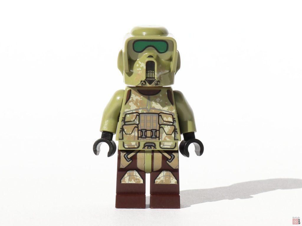 LEGO® Star Wars™ 75261 - Kashyyyk Trooper, Vorderseite | ©2019 Brickzeit