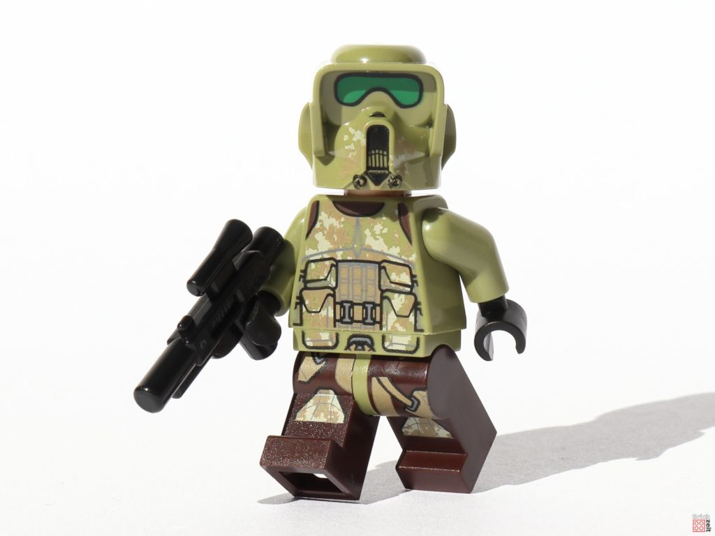 LEGO® Star Wars™ 75261 - Kashyyyk Trooper | ©2019 Brickzeit
