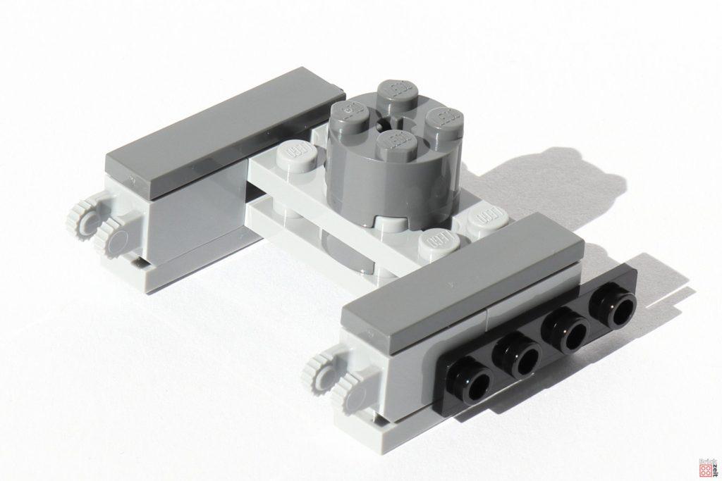 LEGO® Star Wars™ 75261 - AT-RT, Bau| ©2019 Brickzeit