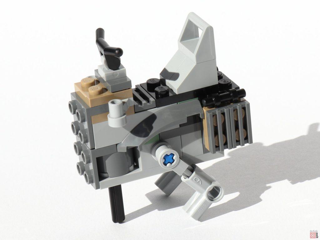 LEGO® Star Wars™ 75261 - AT-RT, Bau | ©2019 Brickzeit