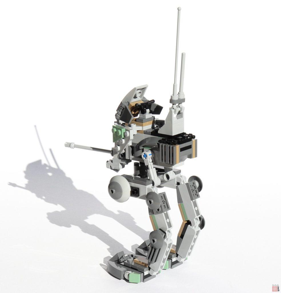 LEGO® Star Wars™ 75261 - AT-RT, hinten links | ©2019 Brickzeit