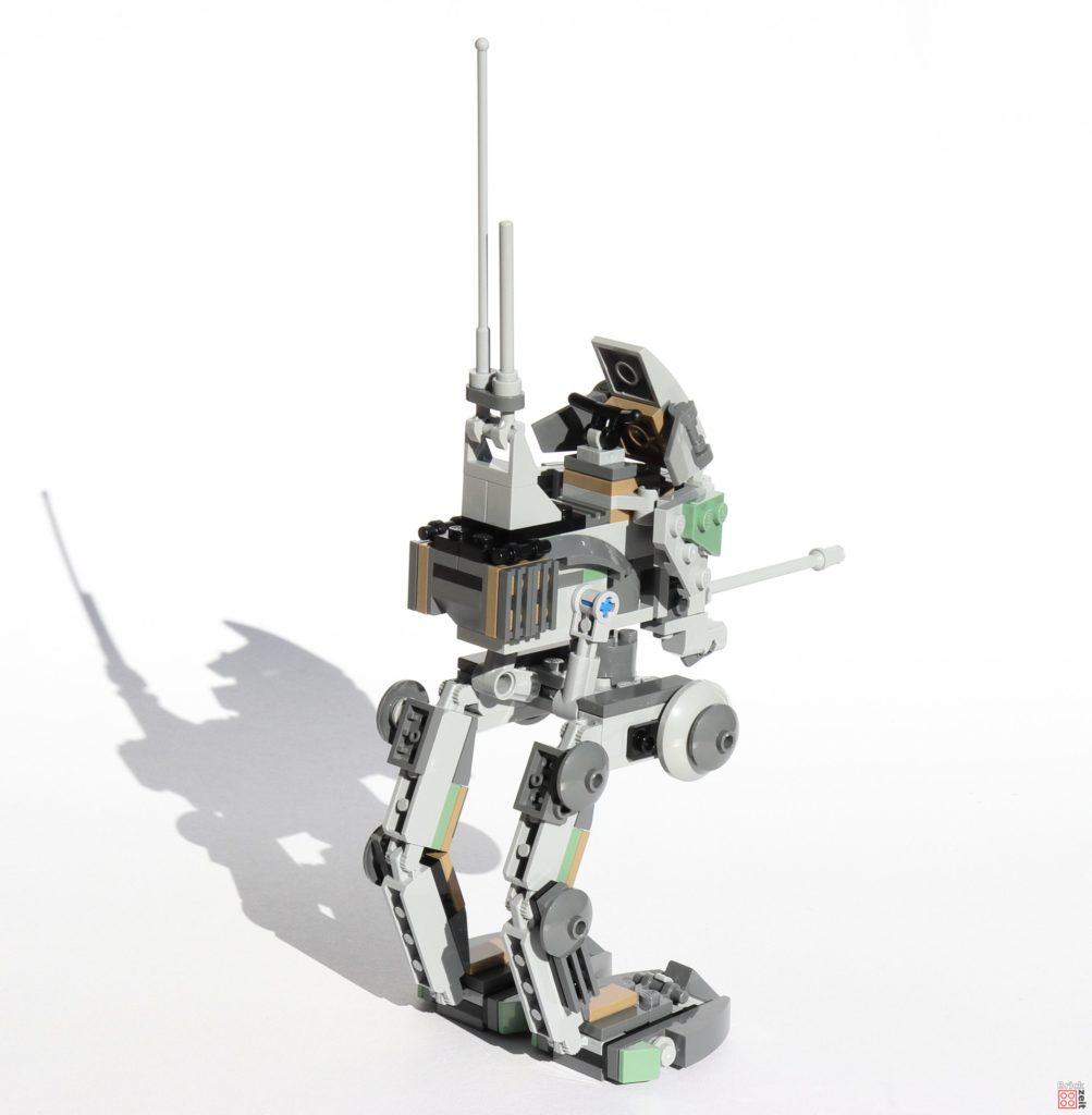 LEGO® Star Wars™ 75261 - AT-RT, hinen rechts | ©2019 Brickzeit