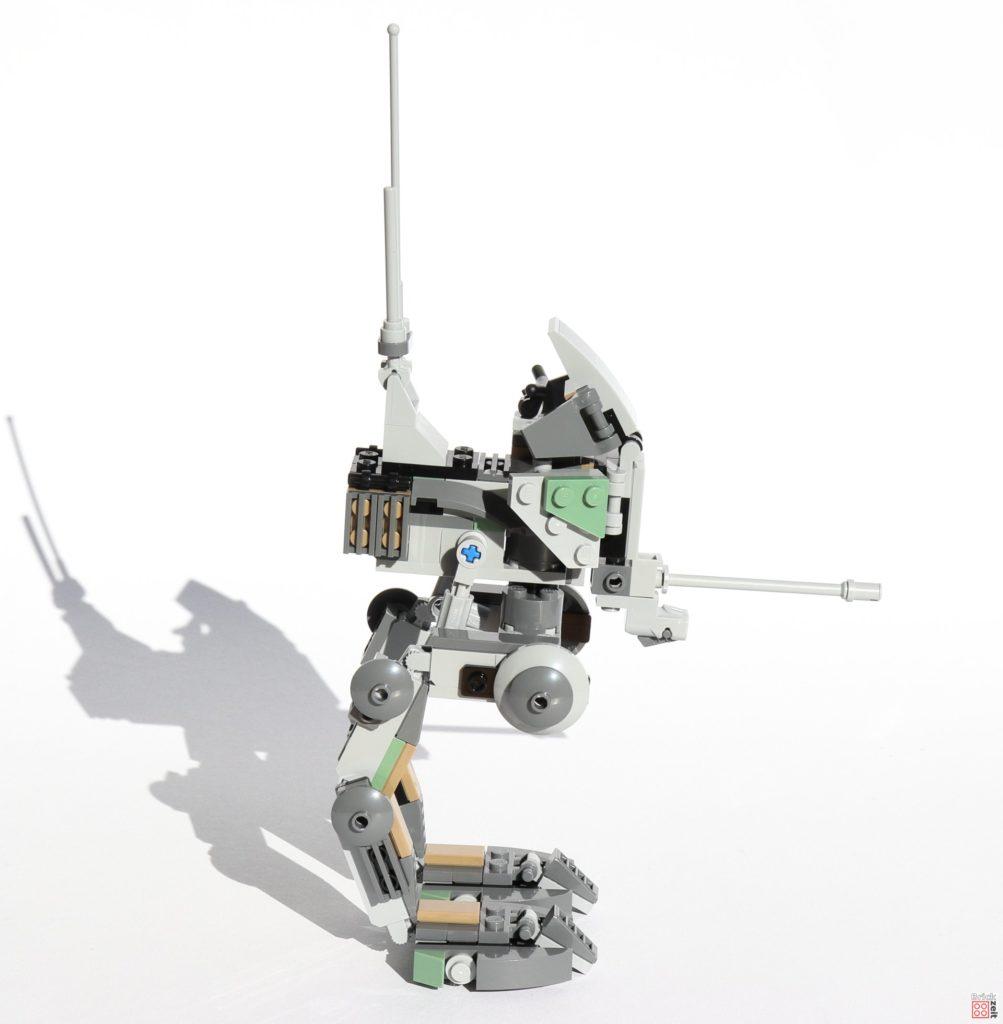 LEGO® Star Wars™ 75261 - AT-RT, rechte Seite | ©2019 Brickzeit