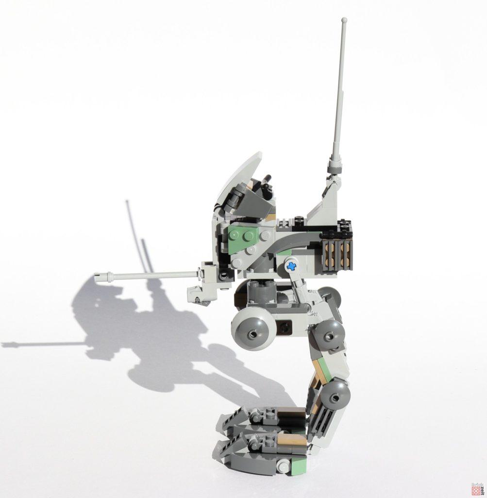 LEGO® Star Wars™ 75261 - AT-RT, linke Seite | ©2019 Brickzeit