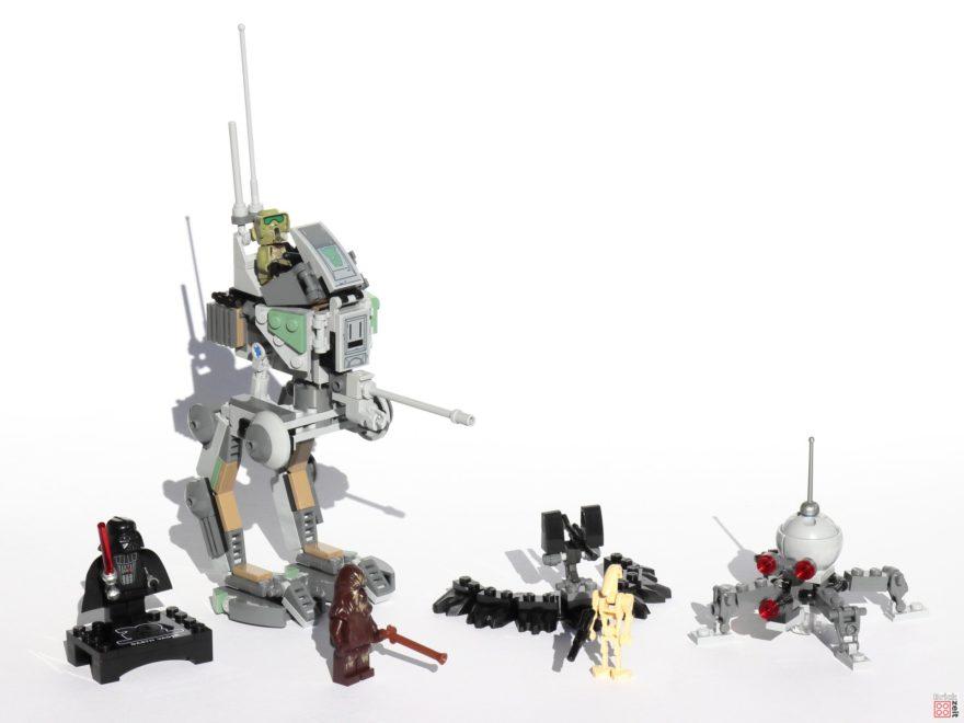 LEGO® Star Wars™ 75261 Clone Scout Walker™ | ©2019 Brickzeit
