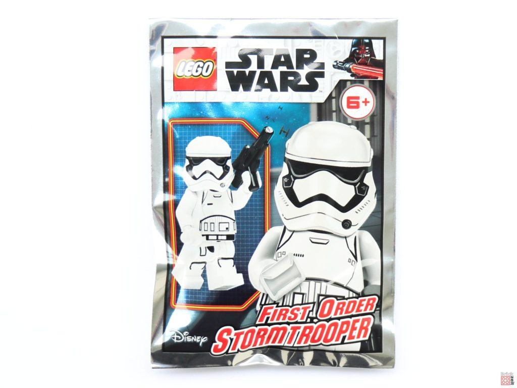 LEGO® Star Wars™ Magazin Nr. 51 (September 2019) - First Order Stormtrooper Item Nr. 911951 | ©2019 Brickzeit