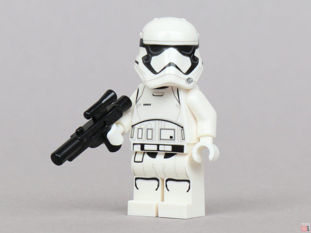 LEGO® Star Wars™ Magazin Nr. 51 - First Order Stormtrooper mit Blaster | ©2019 Brickzeit